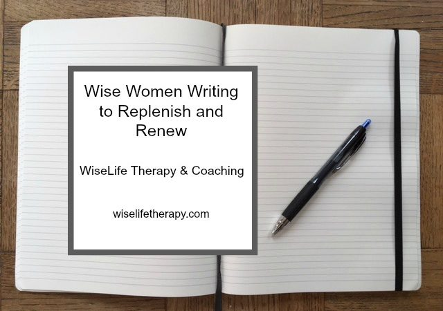 New women's writing group in Santa Rosa facilitated by Patty Bechtold, counselor, therapist and life coach