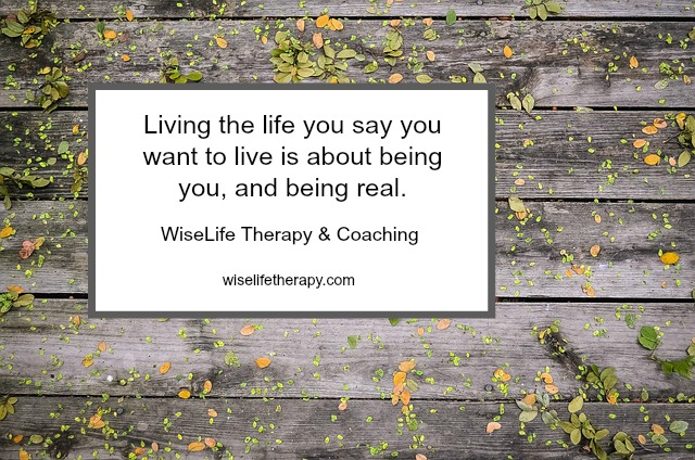 Wisdom on becoming who you're meant to be from Patty Bechtold of Wiselife Therapy and Coaching in Santa Rosa CA