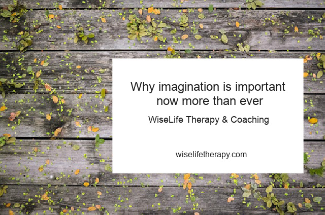 Santa Rosa therapist and life coach Patty Bechtold blogs about why imagination is important for healing and hope at wiselifetherapy.com