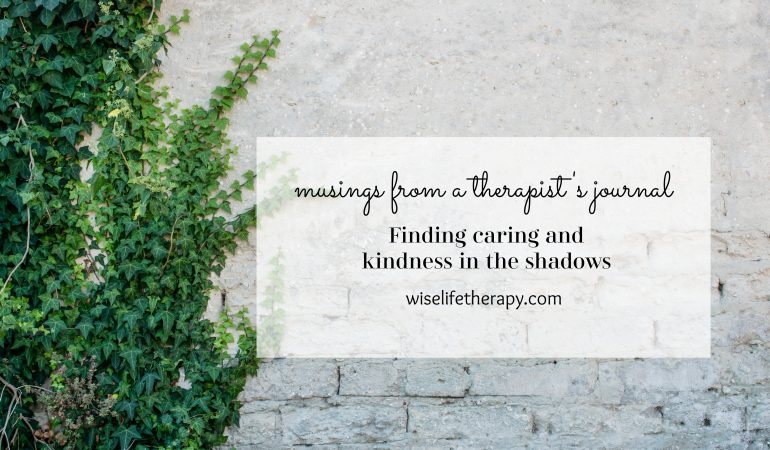 Patty-Bechtold-therapist-and-life-coach-writes-about-finding-caring-and-kindness-in-the-shadows