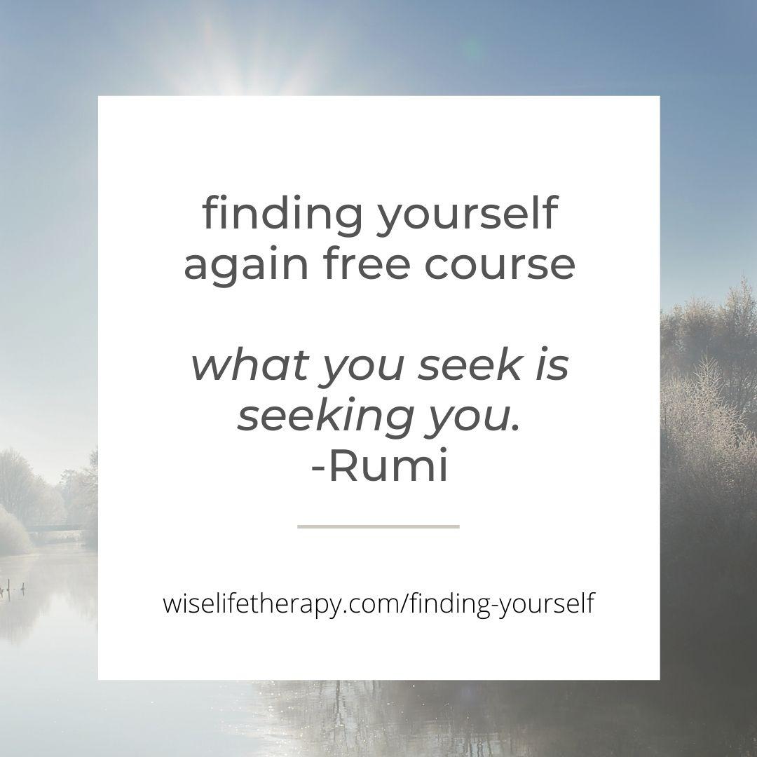 findingyourselfagain